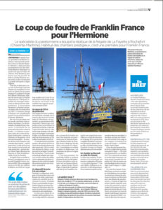 Article Hermione protection foudre